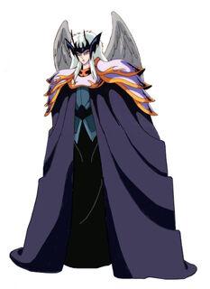 Lucifer saint seiya
