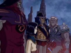 Knights of Vengeance