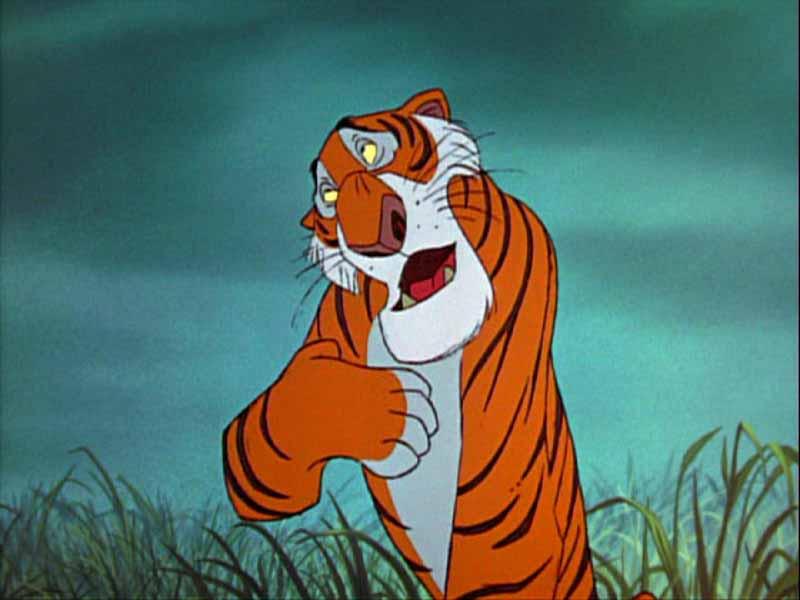 Shere Khan   Disney Versus Non-Disney Villains Wiki   FANDOM