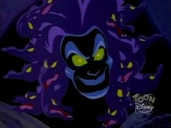 The Sorceress The Little Mermaid