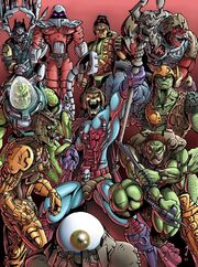 Evil Mutants of Denebria