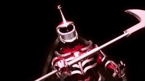 Lord zedd animation
