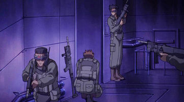 SRT and PRT Squad