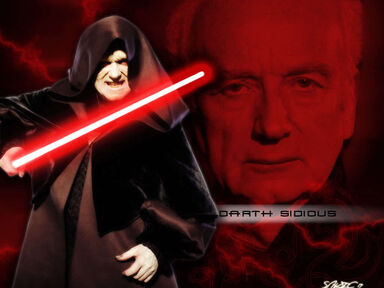 Darth Sidious Emperor Palpatine live action