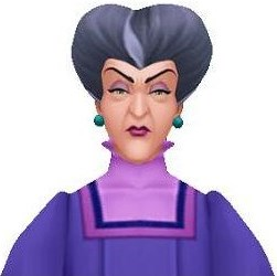 Lady Tremaine CGI