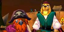 Captain LeFwee's Crew
