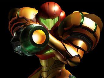 Samus Aran Metroid Prime Hunters