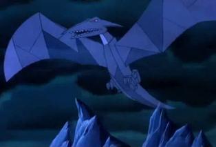 Icy Pterosaur (Snow Queen)