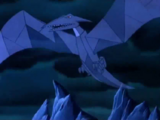 Icy Pterosaur