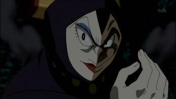 Baron Ashura Anime