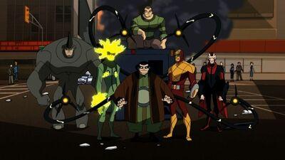 Sinister Six SSM