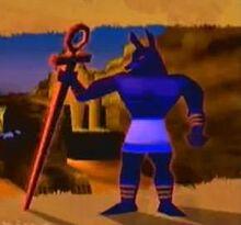 Anubis CGI
