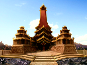 Fire Nation Palace