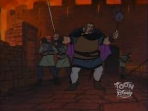 Macbeth's Guards