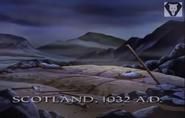 Scotland gargoyles