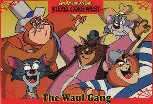 The Cactus Cat Gang