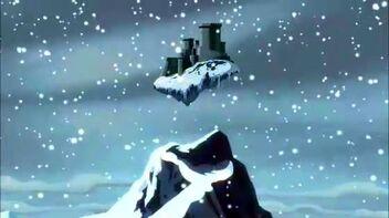 Asgard, home of the gods