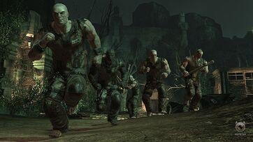 Joker's thugs CGI