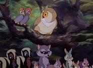 Forest Animals (Bambi)