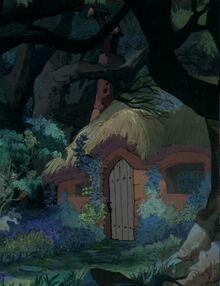 Merlin's cottage