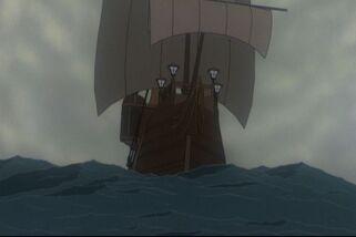 Prince Eric's Ship