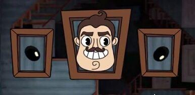 Mr. Peterson Cuphead