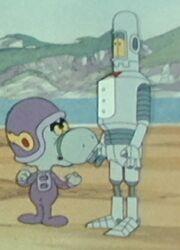 J J Quark with Grovel