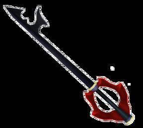 Keyblade of Heart