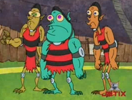 Hyrogoth Zombies Dave the Barbarian