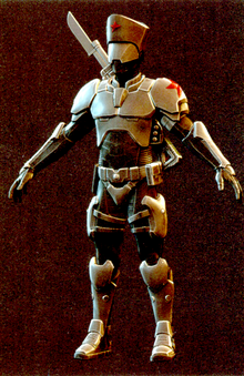StrHD lighttrooper render