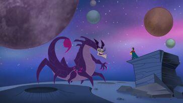 Yzma (Dragon)