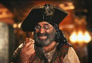 Mr smee live action