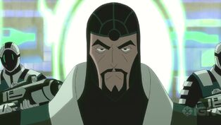 General Zod Animated