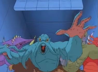 Bison's Mutant Soldiers Street Fighter