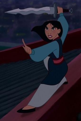 Mulan   Disney Versus Non-Disney Villains Wiki   FANDOM