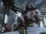 Gods of Olympus (God of War)