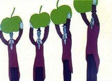 The Apple bonkers
