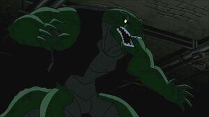 The batman killer croc