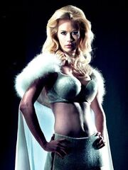 Emma Frost Live Action