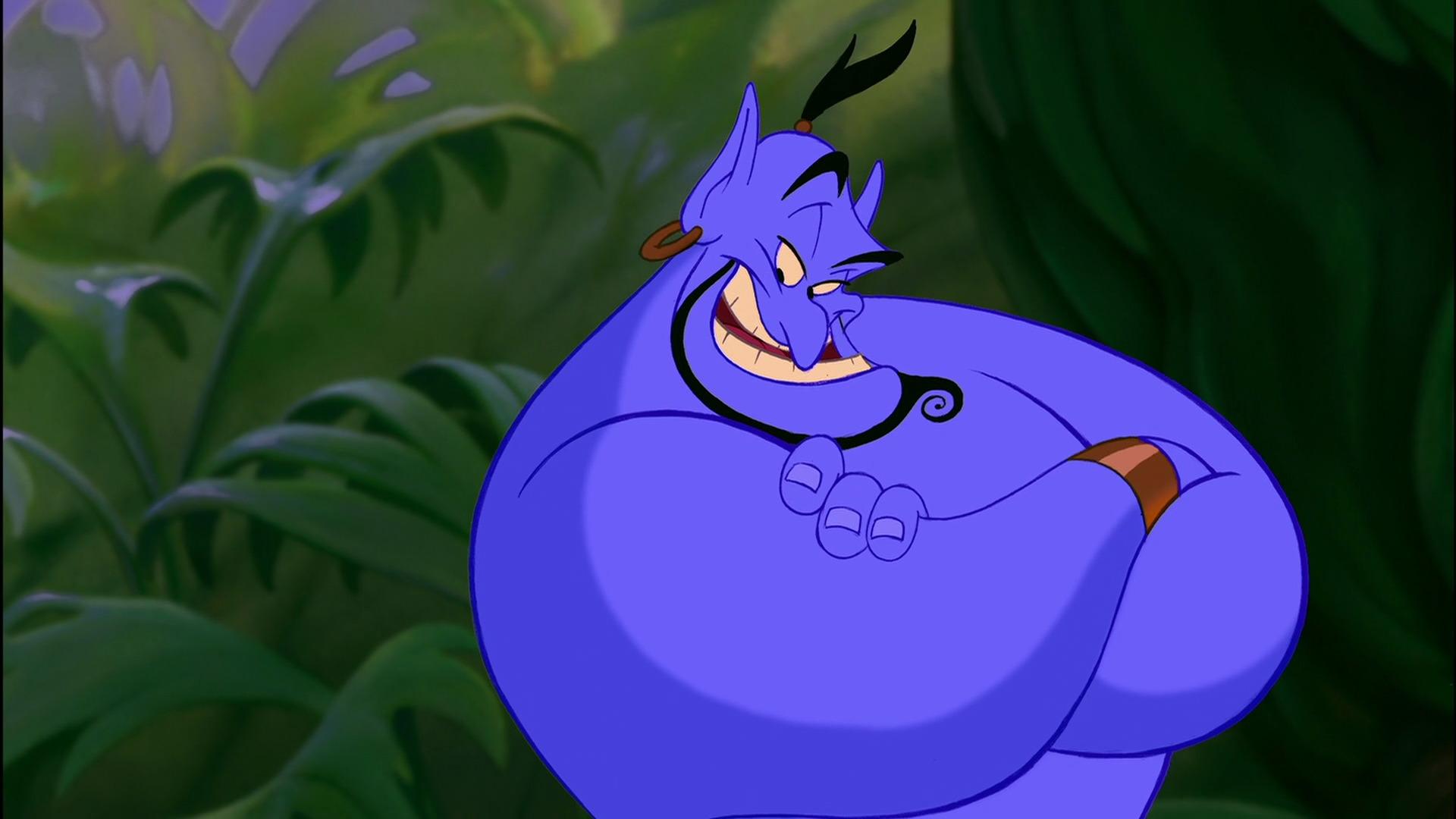 Genie | Disney Versus Non-Disney Villains Wiki | FANDOM powered by ... for Genie Aladdin Quotes  117dqh