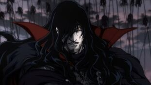 Hellsing alucard vampires dracula