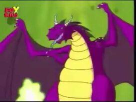 Dormammu Dragon Form