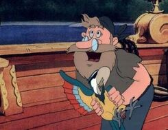 Mr. Smee Peter Pan and the Pirates