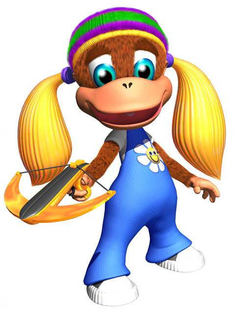 Tiny Kong   Disney Versus Non-Disney Villains Wiki   FANDOM