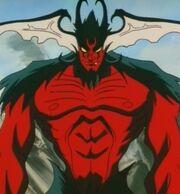 Amon animated Devilman