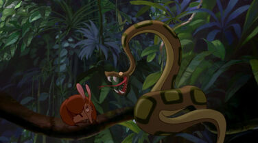 The Snake (The Road to El Dorado)