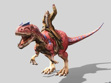 Allosaurus Paraworld