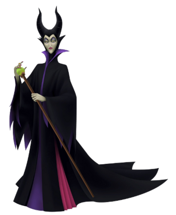 CG Maleficent