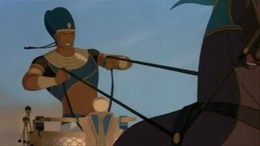 Rameses' Chariot