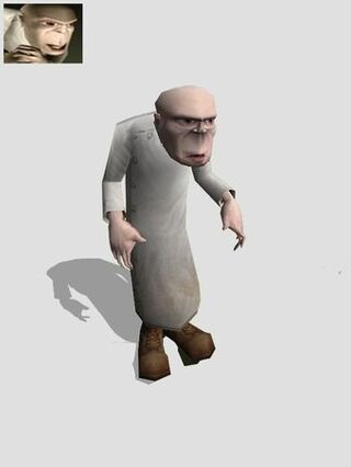 Dr. Otis Ganglion